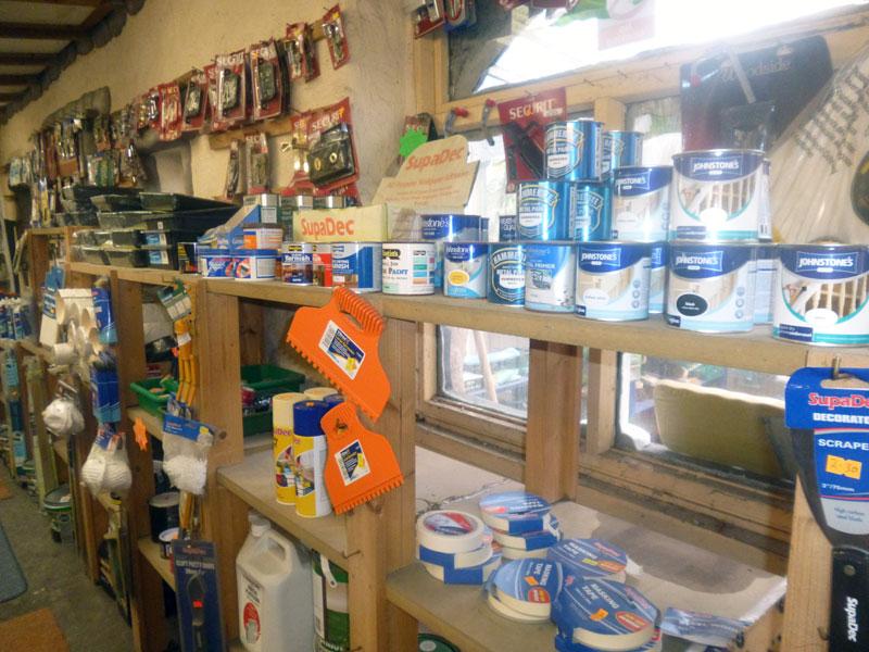 DIY and Hardware Shop - Rectory Nurseries